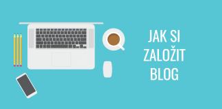 Jak si založit vlastní blog